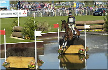 ST8083 : Badminton Horse Trials, Gloucestershire 2013 by Ray Bird