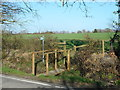 SU6967 : Footpath Entrance, Poundgreen by Des Blenkinsopp