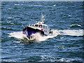 SD1504 : Liverpool Pilot Boat, MV Puffin by David Dixon