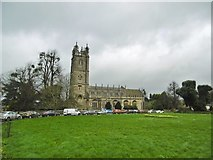 ST6390 : Thornbury, St. Mary's by Mike Faherty