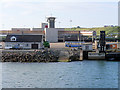 T1312 : Rosslare Harbour Lifeboat Station by David Dixon