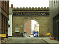 SJ8498 : Entrance to Piccadilly Basin by Stephen Craven