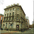 SJ8498 : Former Union Bank, Chatham Street, Manchester by Stephen Craven