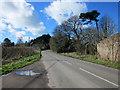 SO9678 : Farley Lane Romsley Hill by Roy Hughes