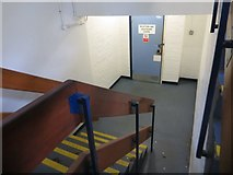 SU7273 : Down the Stairs by Bill Nicholls