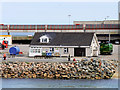 T1312 : Lifeboat Station, Rosslare Europort by David Dixon