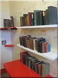SU7273 : Books on the Shelves by Bill Nicholls