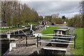 SP2466 : Hatton Locks by Stephen McKay