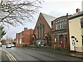 SJ7066 : Middlewich United Reformed Church by Jonathan Hutchins