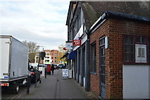 TQ0487 : Shopping parade, Denham by N Chadwick
