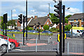 SP3780 : Houses by Hinckley Road, Walsgrave, northeast Coventry by Robin Stott