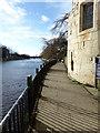 SE5951 : Dame Judi Dench Walk, York by PAUL FARMER