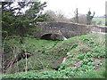 SS2103 : Bridge over the Bude Canal near Helebridge by Gareth James