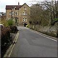 ST7748 : Down Bridge Street, Frome by Jaggery