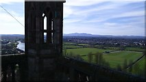 SO8554 : View from Worcester Cathedral bell tower by Phil Child