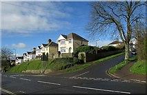 SX9066 : Danvers Road meets Barton Hill Road by Derek Harper