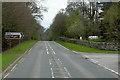 SO1820 : A40 near Penymyarth Park by David Dixon