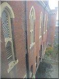 SU7273 : Chapel Windows by Bill Nicholls