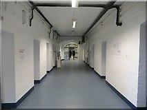 SU7273 : Long Corridor by Bill Nicholls