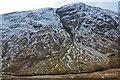NH0813 : Gully on Am Bathach by Jim Barton