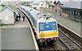 C7735 : Train, Castlerock (July 1992) by Albert Bridge