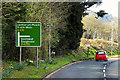 SO1338 : Northbound A470 at Llyswen by David Dixon