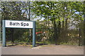 ST7564 : Bath Spa Station by N Chadwick