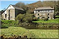 SX1454 : Penpoll Mill and Mill House by Derek Harper