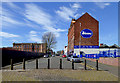 SO9298 : Cleveland Road in Wolverhampton by Roger  Kidd