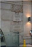 TQ3179 : County list, Waterloo Station (2) by N Chadwick