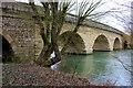 SP4408 : Swinford Toll Bridge by Nigel Mykura
