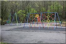 SO2001 : Playground, Aberbeeg by M J Roscoe