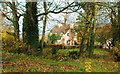 ST7684 : Cottage by Cotswold Way, Horton, Gloucestershire 2014 by Ray Bird