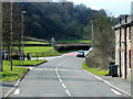 SO0943 : A470 Leaving Erwood by David Dixon