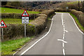 SO0650 : A470 North of Llanfaredd by David Dixon