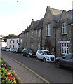 SY2998 : On-street parking, Church Street, Axminster by Jaggery
