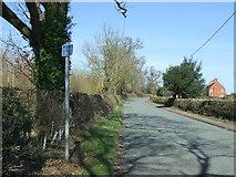 SK1919 : Dunstall Road by JThomas