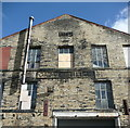 SE1422 : The front of Grove Mills, Clifton (Brighouse) by Humphrey Bolton