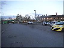 TQ1875 : Car park on Manor Road, North Sheen by David Howard