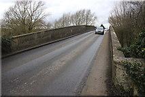 SP4408 : Swinford Bridge by Nigel Mykura