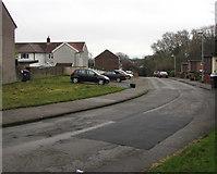 ST2896 : Mynydd Maen Road, West Pontnewydd, Cwmbran by Jaggery
