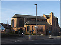 TA0388 : St Columba's Church, Scarborough - south side by Stephen Craven