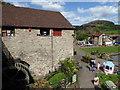 SO5200 : Abbey Mill, Tintern by Chris Allen