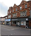 ST3037 : Bridgwater Funeralcare, St John Street, Bridgwater by Jaggery