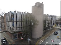 SJ4066 : Multi storey car park, Pepper Street, Chester by Graham Robson