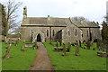NY9913 : St. Giles Church, Bowes by Chris Heaton