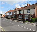 ST2938 : Row of six houses, Chilton Street, Bridgwater by Jaggery