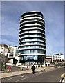 SZ0891 : Bournemouth Hilton by Jonathan Hutchins