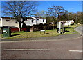 ST2795 : Wye Court communications enablers, Thornhill, Cwmbran by Jaggery