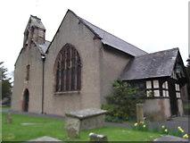 SJ1065 : Llandyrnog Parish Church by Eirian Evans